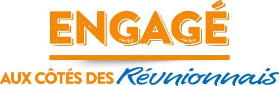 ENGAGE AUX COTES DES REUNIONNAIS