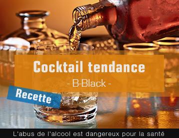 Idée recette - B-black et jus de citrons verts